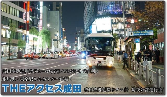 THEアクセス成田JALマイル