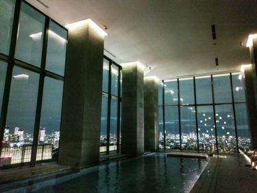 アマン東京(AMAN TOKYO)滞在記!大人気のプールや温浴施設の紹介