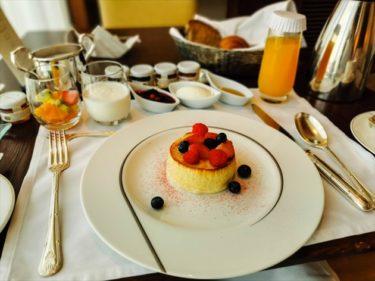 初めてのザ・ペニンシュラ東京滞在記!イン・ルームダイニングでお勧めの朝食!?
